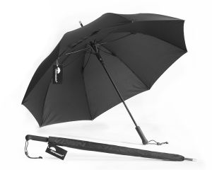 NTOI Unbreakable® Walking-Stick Umbrella Standard Model U-111 Straight Handle