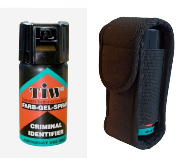 Defence Spray and pouch