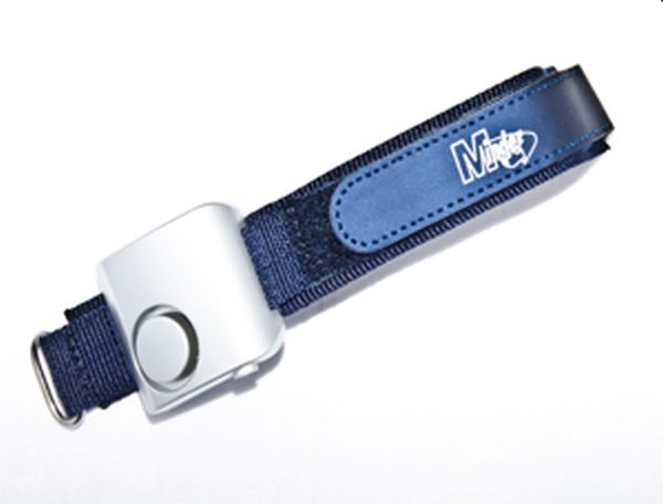 Wrist Alarm Silver