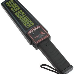 Super Scanner Weapon Detector