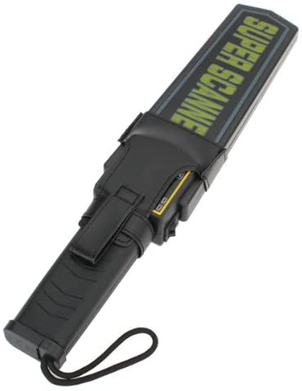 Security Hand Held Metal Detector