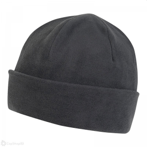 Bob Hat Fleece Black