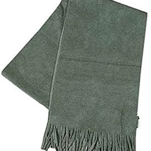 Fleece Scarf Green