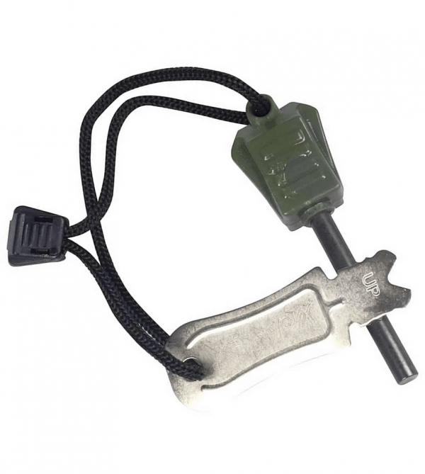 Steel-of-fire fire starter