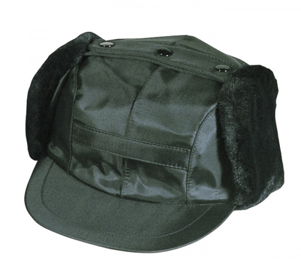 Trapper Hat Black