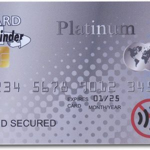 Card Minder Platinum 1