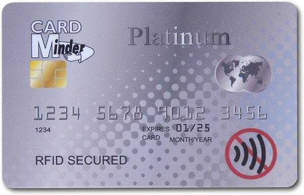 Card Minder Platinum 1