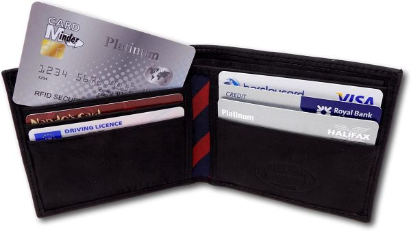 Card Minder Platinum RFID/NFC Blocker - Contactless Protection